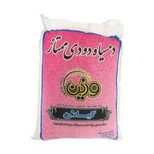 برنج دم سیاه دودی ورزین مقدار 5 کیلوگرم