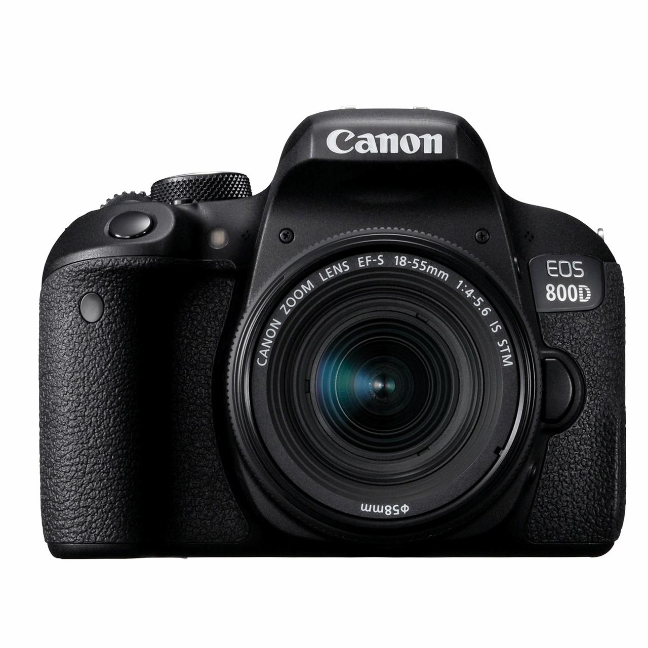 دوربین دیجیتال کانن مدل EOS 800D به همراه لنز 18-55 میلی متر IS STM thumb