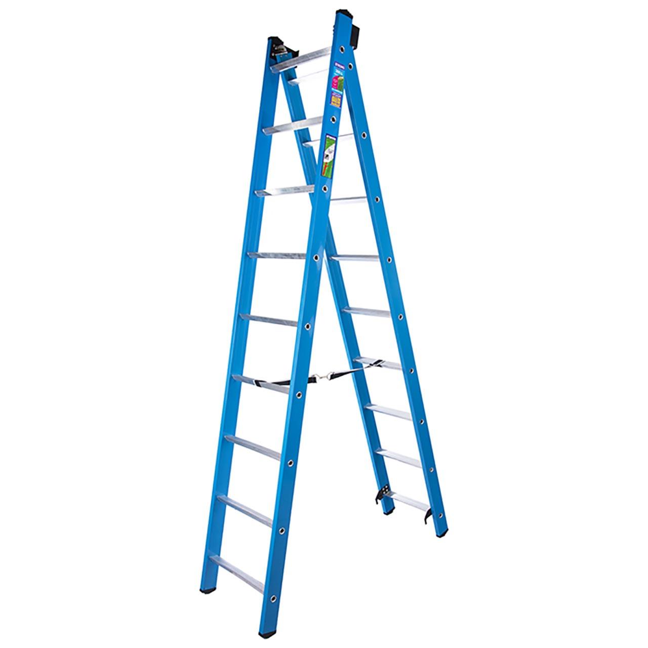 نردبان 18 پله کد 8818