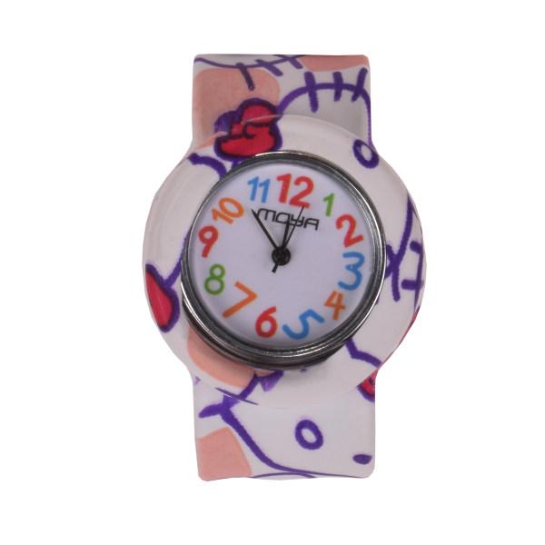 ساعت مچی عقربه ای دخترانه مدل TR7