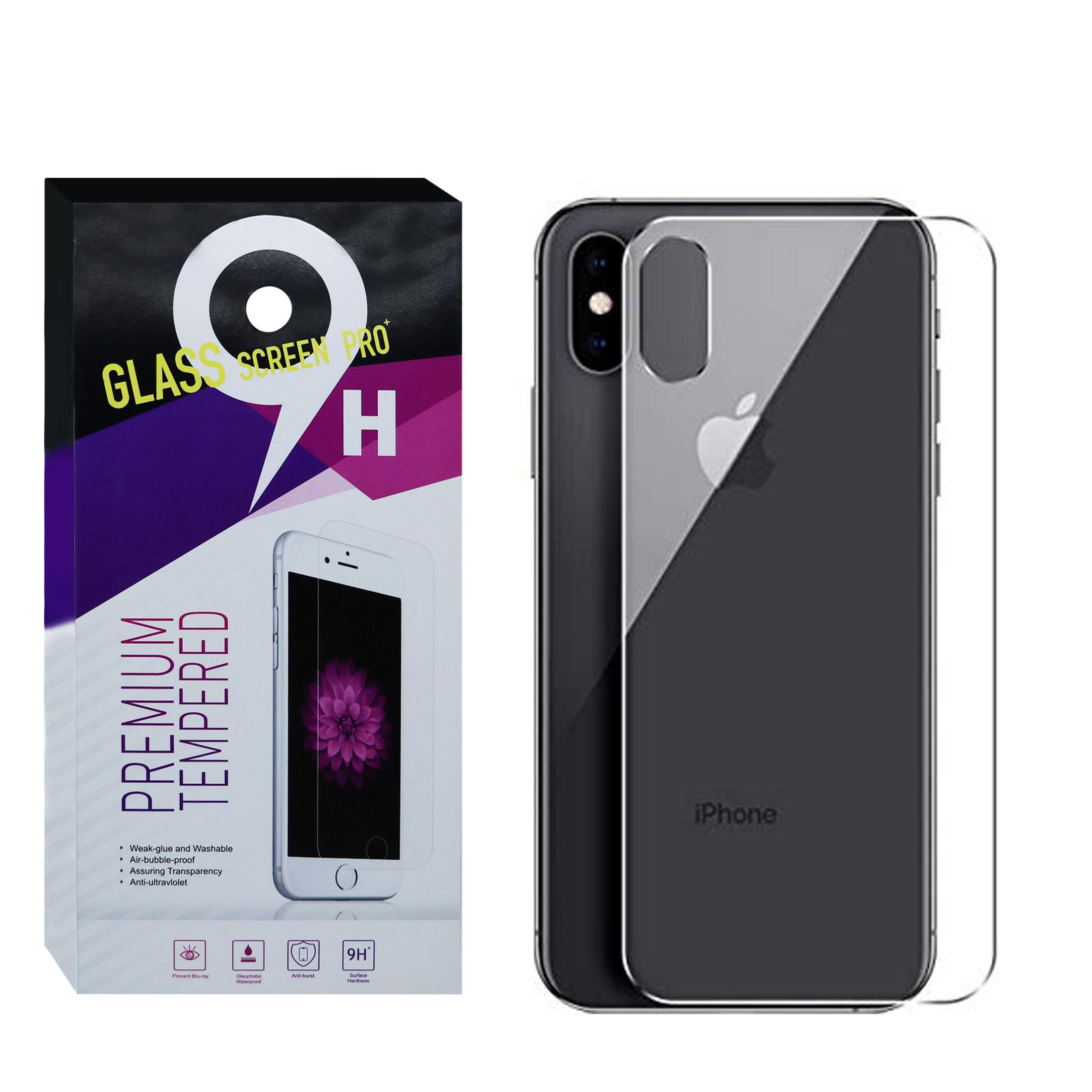 محافظ پشت گوشی مدل Fu-01 مناسب برای گوشی موبایل اپل Iphone X/Xs