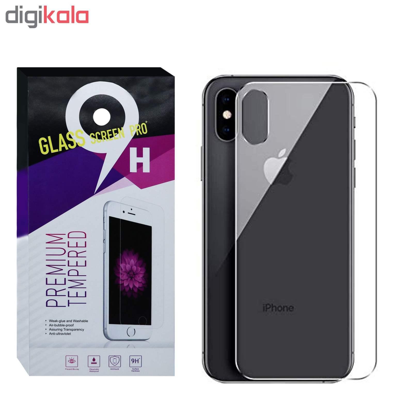 محافظ پشت گوشی مدل Fu-01 مناسب برای گوشی موبایل اپل Iphone X/Xs main 1 1