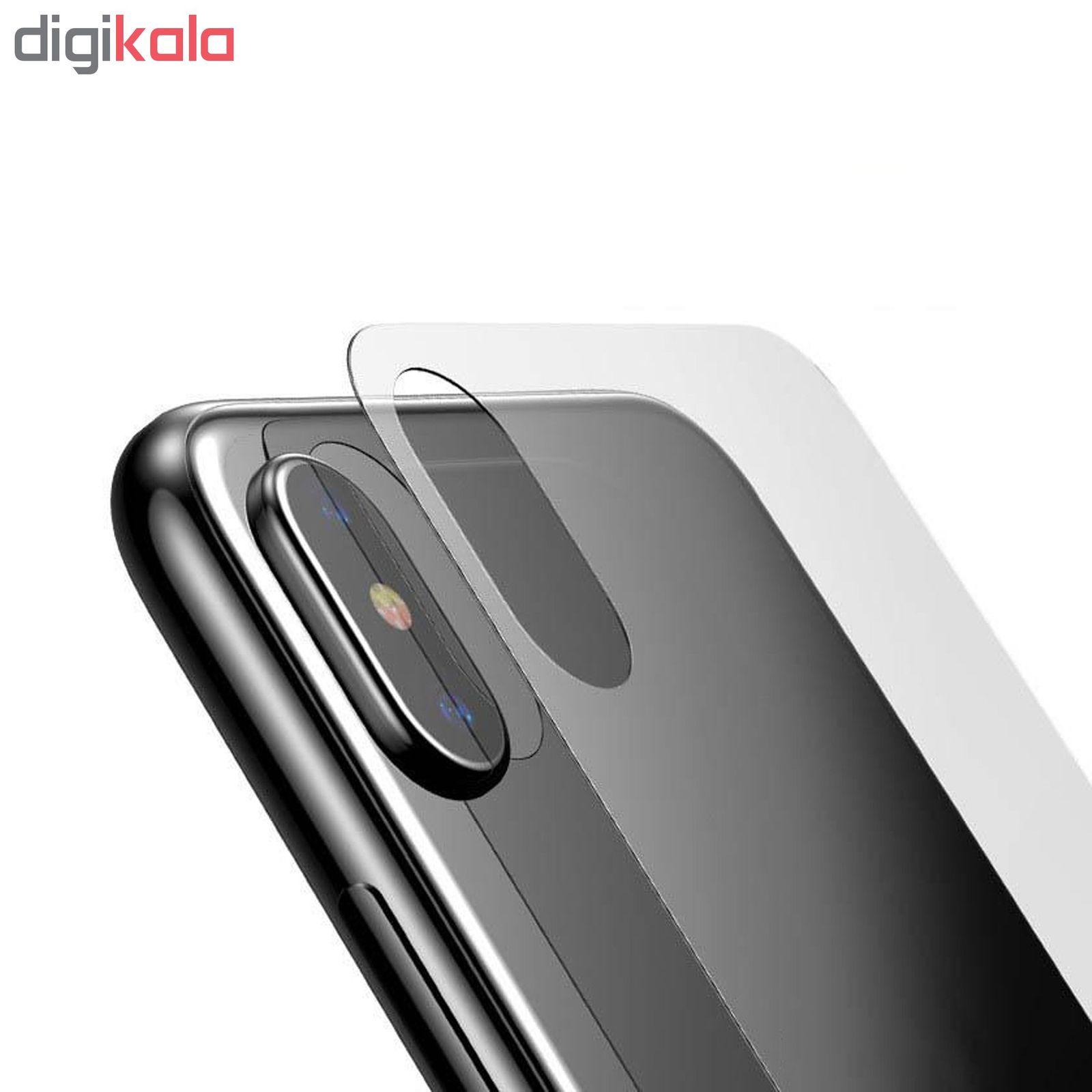 محافظ پشت گوشی مدل Fu-01 مناسب برای گوشی موبایل اپل Iphone X/Xs main 1 4