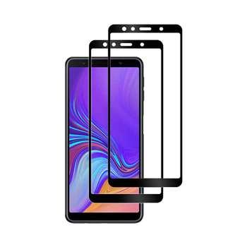 محافظ صفحه نمایش مدل RSF-2 مناسب برای گوشی موبایل سامسونگ Galaxy A750/A7 2018 بسته دو عددی