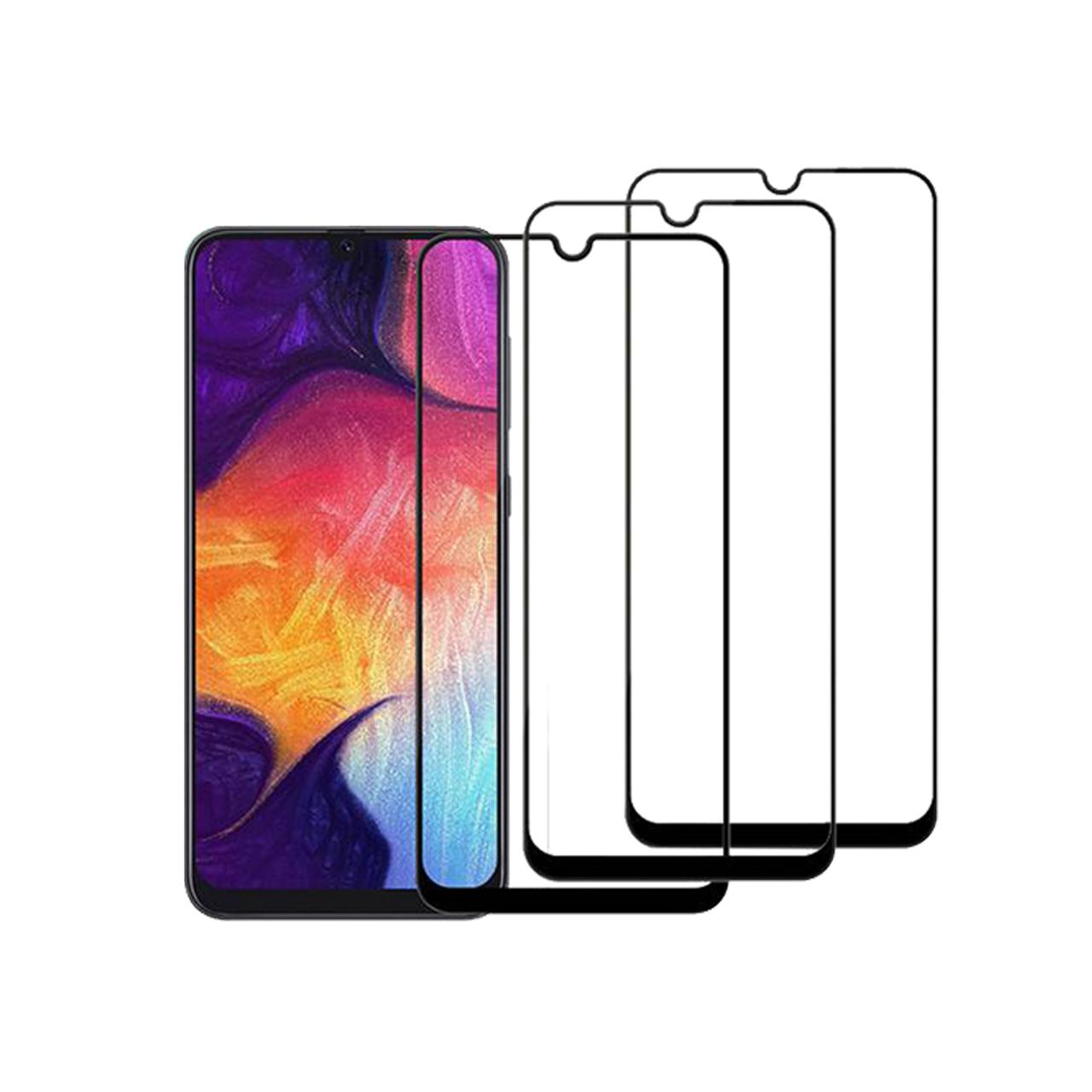 محافظ صفحه نمایش مدل RSF-3 مناسب برای گوشی موبایل سامسونگ Galaxy A70 بسته سه عددی thumb