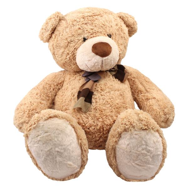 عروسک طرح خرس ارتفاع 90 سانتی متر
