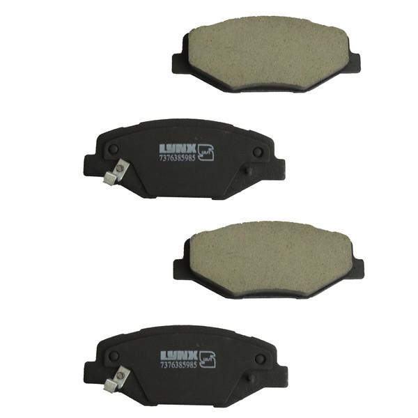 لنت ترمز جلو لینکس مدل WVA 80130 مناسب برای سورن