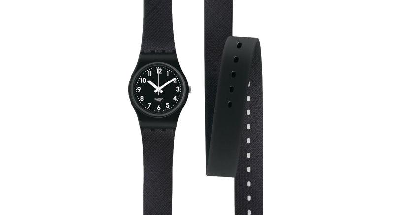 ساعت مچی عقربه ای زنانه سواچ مدل LB170D