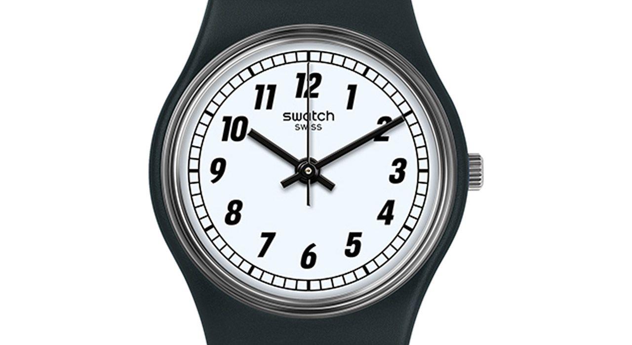 ساعت مچی عقربه ای زنانه سواچ مدل LB184 -  - 7