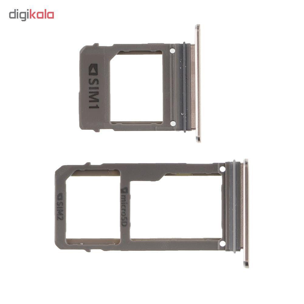 خشاب سیم کارت مدل SA5 مناسب برای گوشی موبایل سامسونگ Galaxy A5 2017 Duos به همراه خشاب کارت حافظه main 1 1