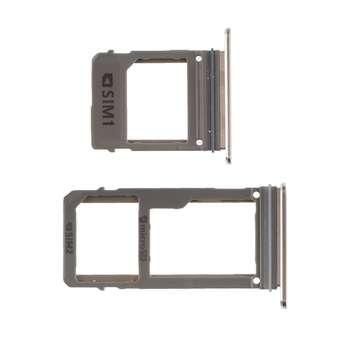 خشاب سیم کارت مدل SA7 مناسب برای گوشی موبایل سامسونگ Galaxy A7 2017 Duos به همراه خشاب کارت حافظه