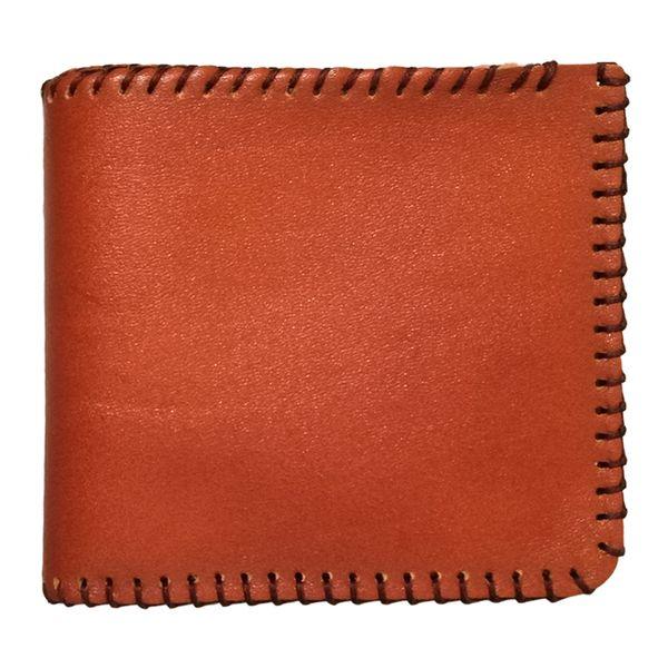 کیف پول چرمی مدل pckte کد MRK2