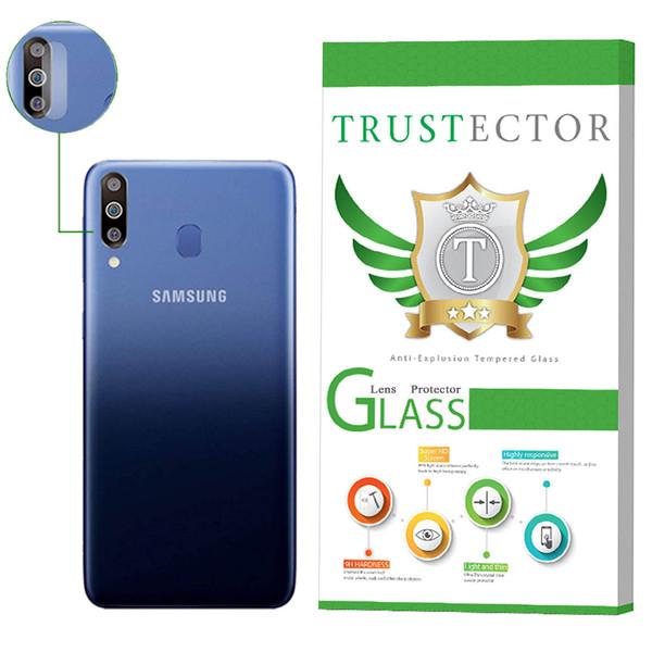 محافظ لنز دوربین تراستکتور مدل CLP مناسب برای گوشی موبایل سامسونگ Galaxy A40s