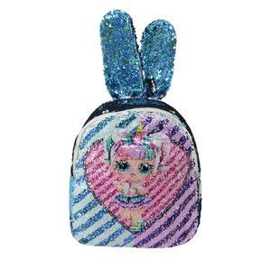 کوله پشتی دخترانه طرح عروسک کد 5-1934
