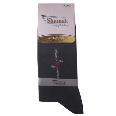 تصویر جوراب مردانه شامک مدل p-704