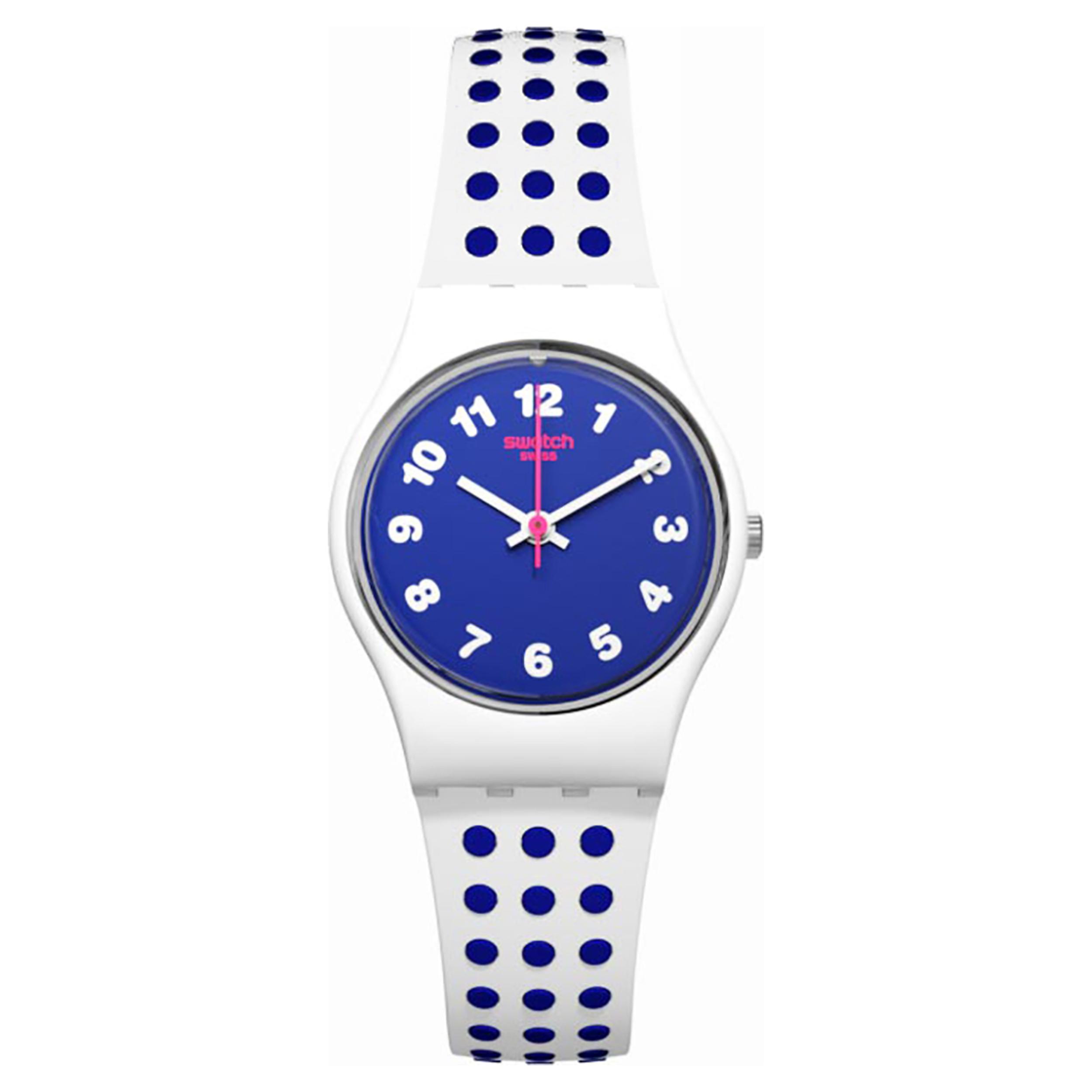 ساعت مچی عقربه ای زنانه سواچ مدل LW159              ارزان