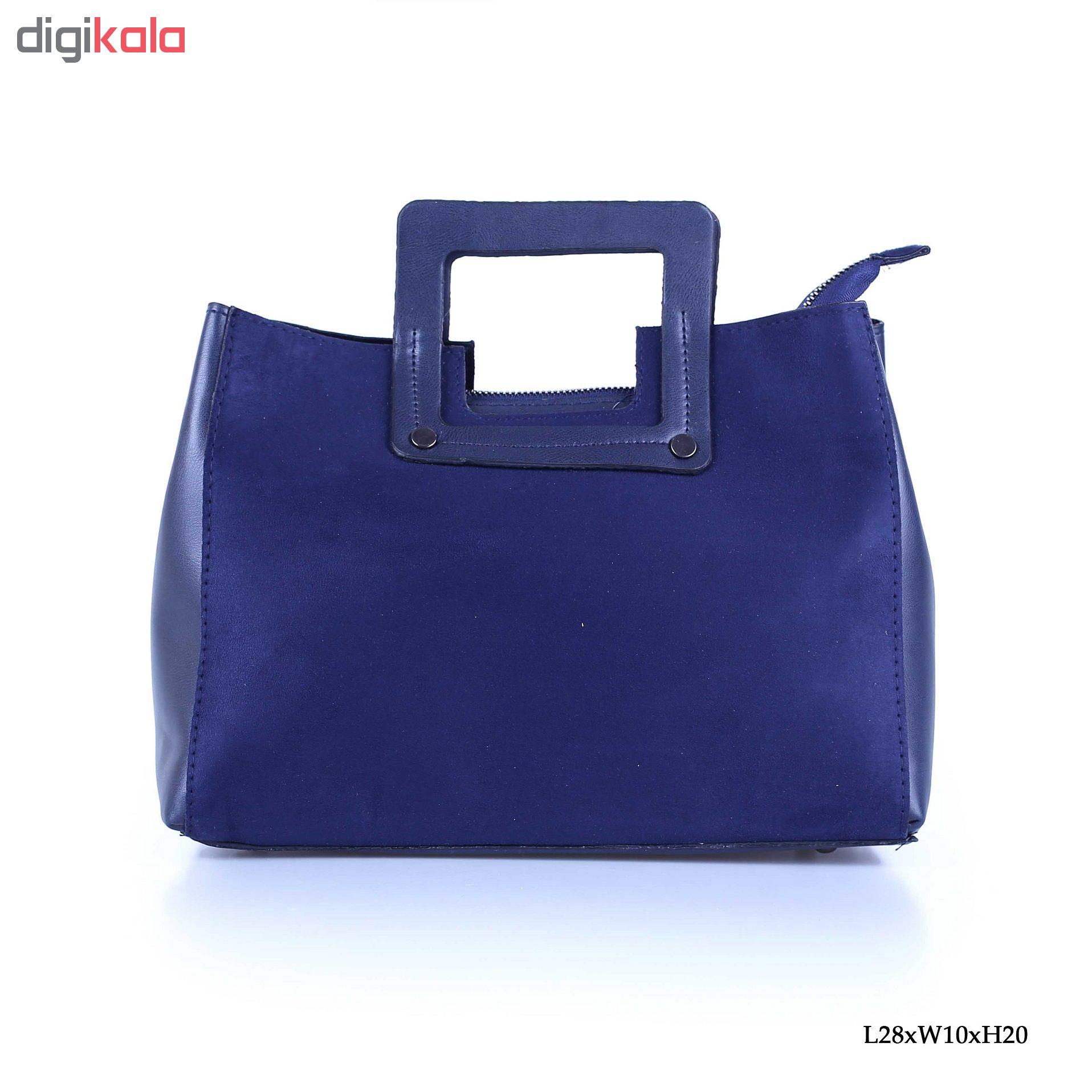 کیف دستی زنانه مدل نیلوفر 501491