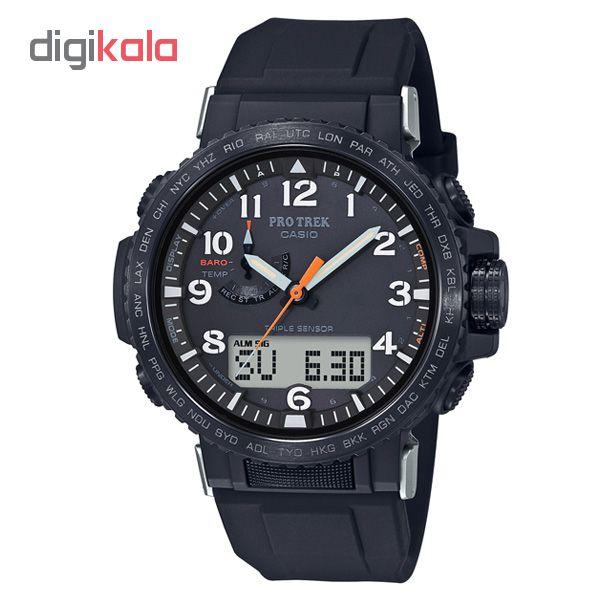 کد تخفیف                                      ساعت مچی دیجیتال مردانه کاسیو مدل PRW-50Y-1ADR