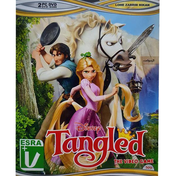 بازی Tangled مخصوص PC نشر لوح زرین