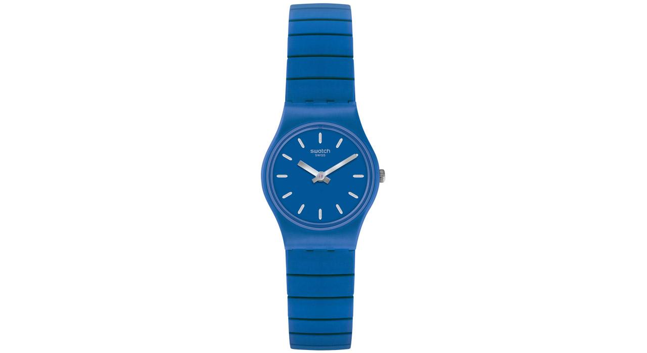 ساعت مچی عقربه ای زنانه سواچ مدل LN155A