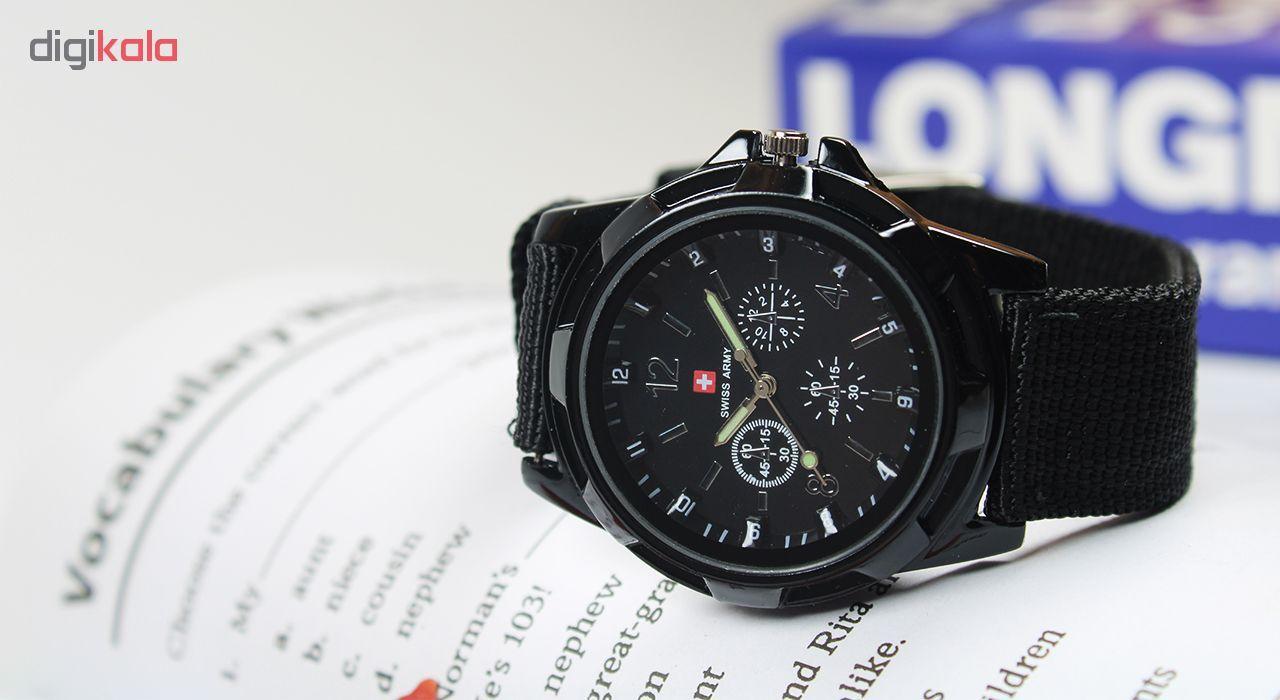 ساعت مچی عقربه ای کد S-b