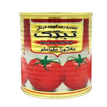 رب گوجه فرنگی تبرک - 800 گرم