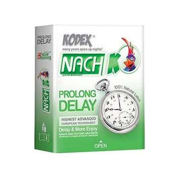 کاندوم ناچ کدکس مدل Prolong DELAY بسته 3 عددی