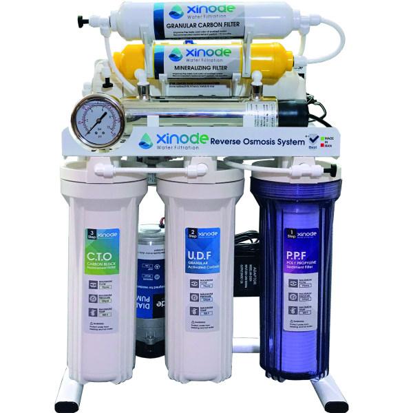 دستگاه تصفیه کننده آب زینود مدل AXC-505HB