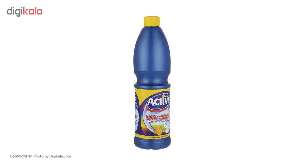 پاک کننده اسیدی سرویس بهداشتی اکتیو مدل Blue مقدار 1 کیلوگرم main 1 1