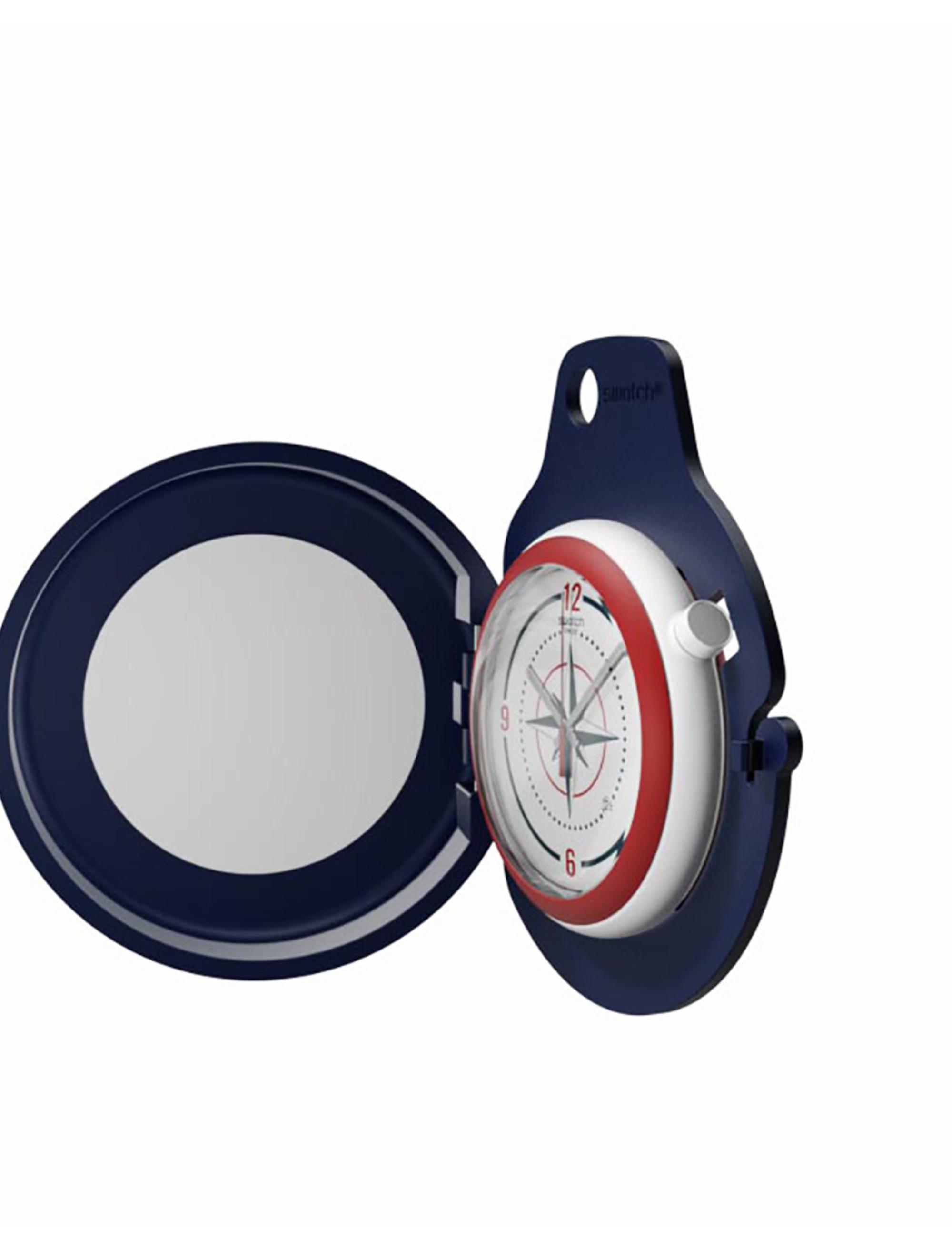ساعت جیبی عقربه ای سواچ مدل PNW400