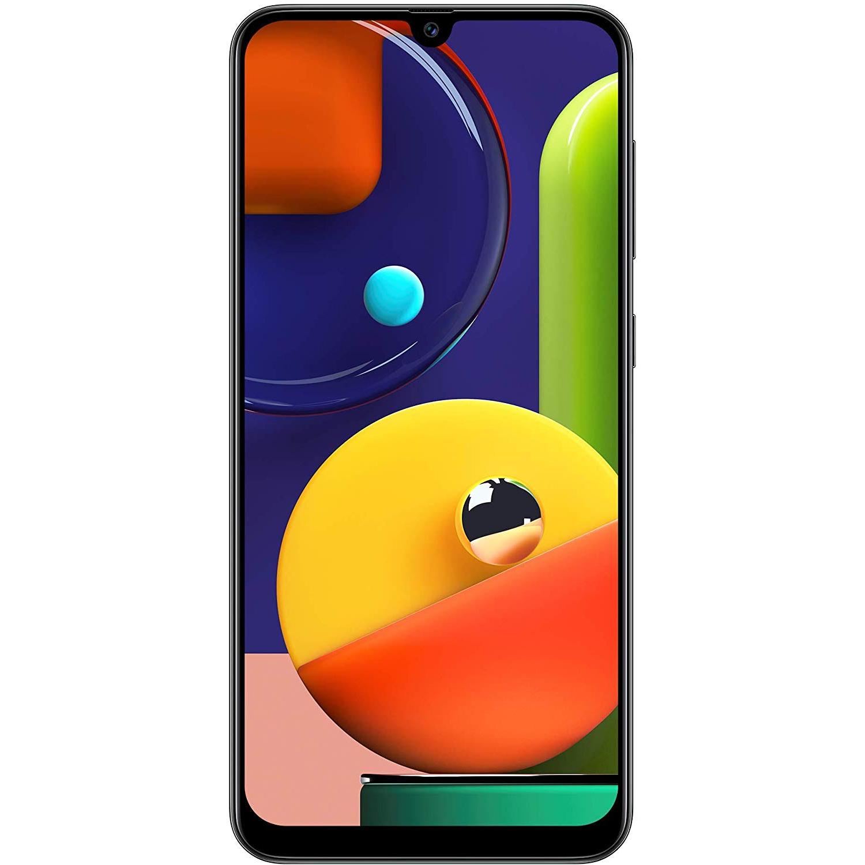 گوشی موبایل سامسونگ مدل Galaxy A50s SM-A507FN/DS دو سیم کارت ظرفیت ۱۲۸گیگابایت با رم ۴ گیگابایت