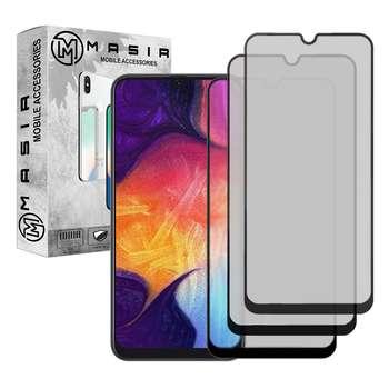 محافظ صفحه نمایش مات مسیر مدل MGFMT-3 مناسب برای گوشی موبایل سامسونگ Galaxy A50S بسته 3 عددی