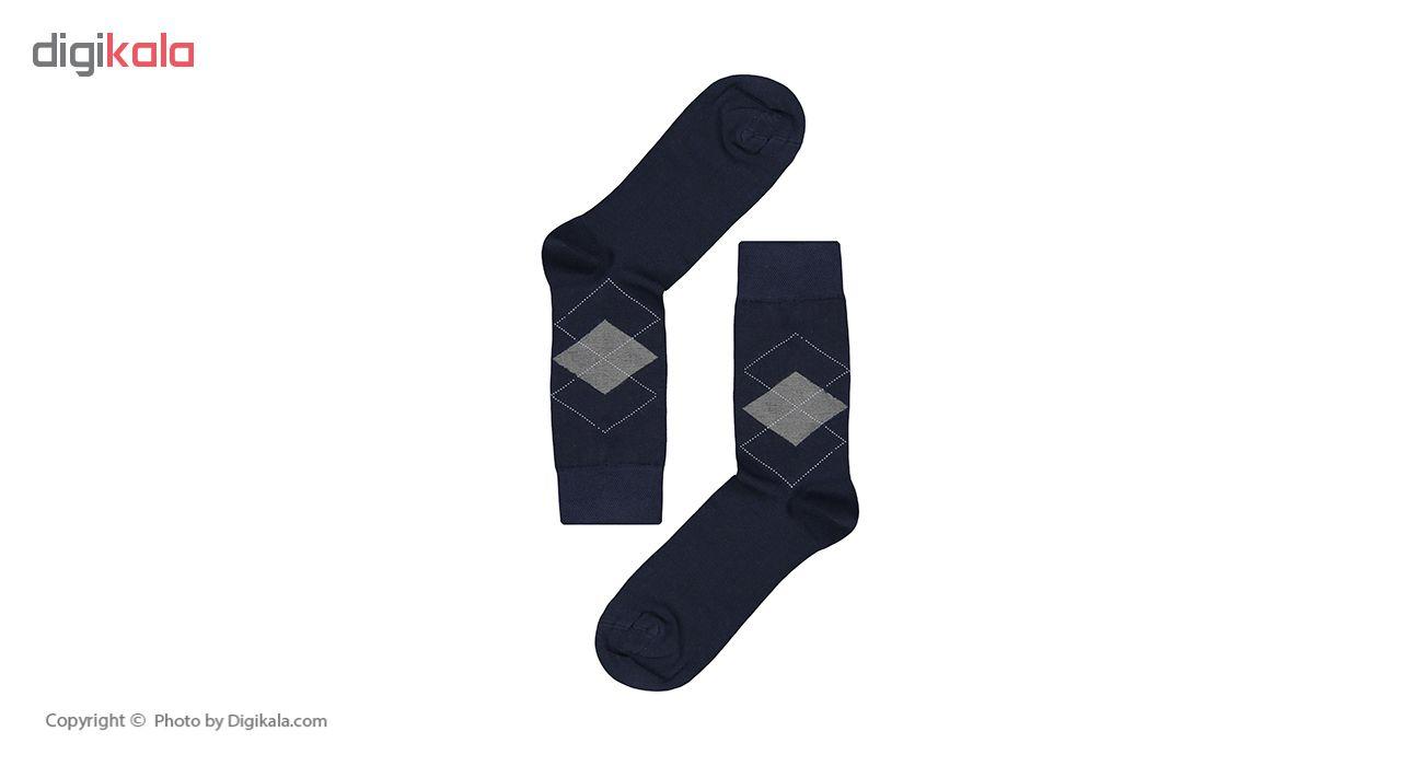 جوراب مردانه پاما کد 040-200 مجموعه 6 عددی main 1 9