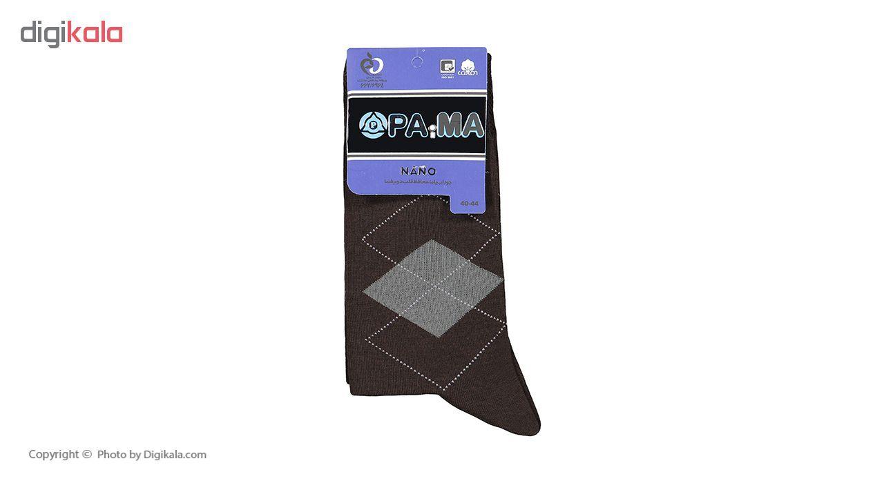 جوراب مردانه پاما کد 040-200 مجموعه 6 عددی main 1 10
