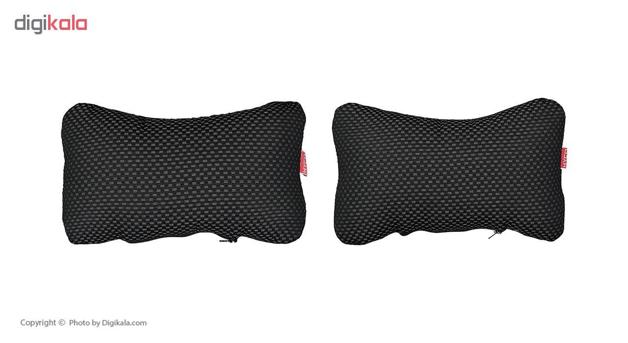 روکش صندلی خودرو هایکو طرح باراد کد 001 مناسب برای پژو 206 و 207