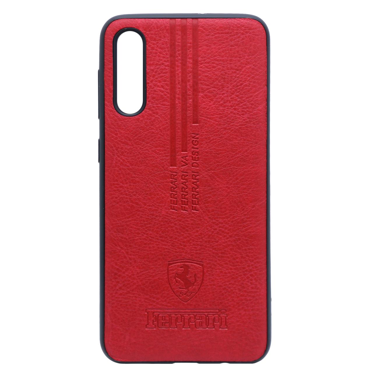 کاور مدل FRR-01 مناسب برای گوشی موبایل سامسونگ Galaxy A50/A30s/A50s