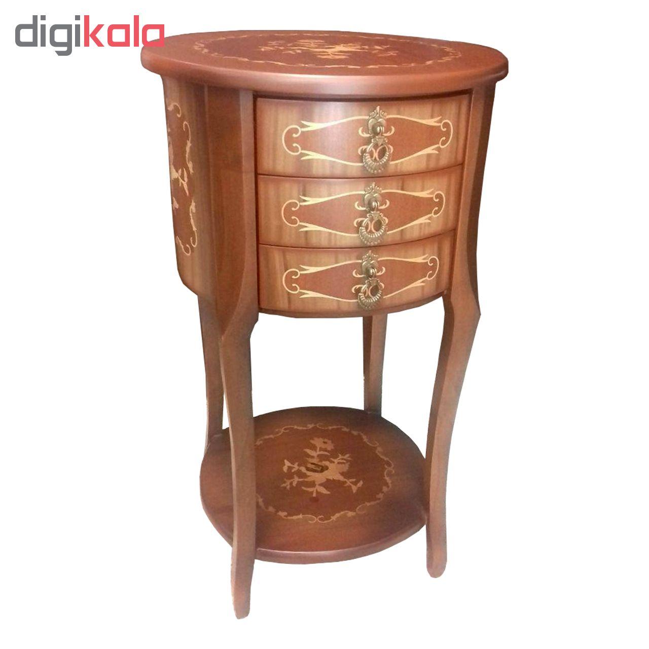 قیمت خرید میز تلفن مدل nora g 005 اورجینال
