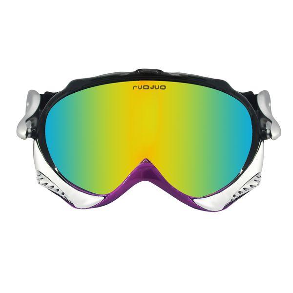 عینک اسکی کد 02