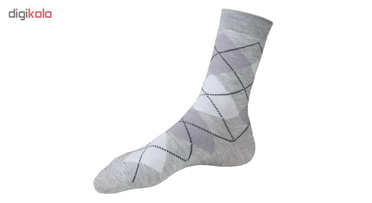 جوراب مردانه فیرو کد FT510 مجموعه 6 عددی main 1 6