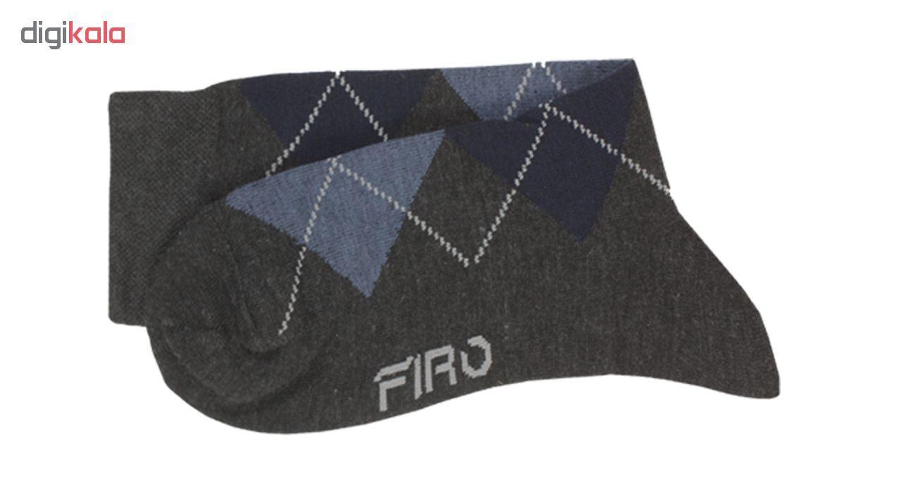 جوراب مردانه فیرو کد FT510 مجموعه 6 عددی main 1 10