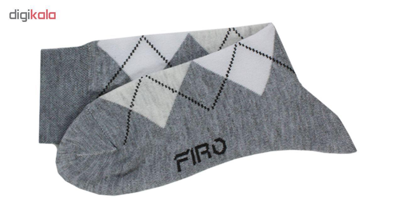 جوراب مردانه فیرو کد FT510 مجموعه 6 عددی main 1 11