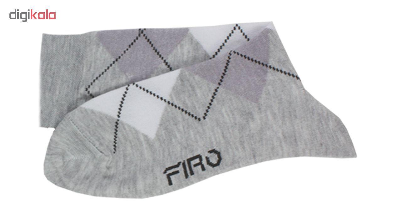 جوراب مردانه فیرو کد FT510 مجموعه 6 عددی main 1 12