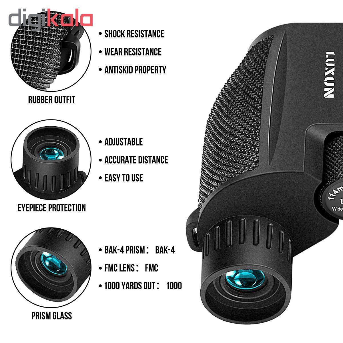 دوربین دوچشمی لوکسون مدل 10x25