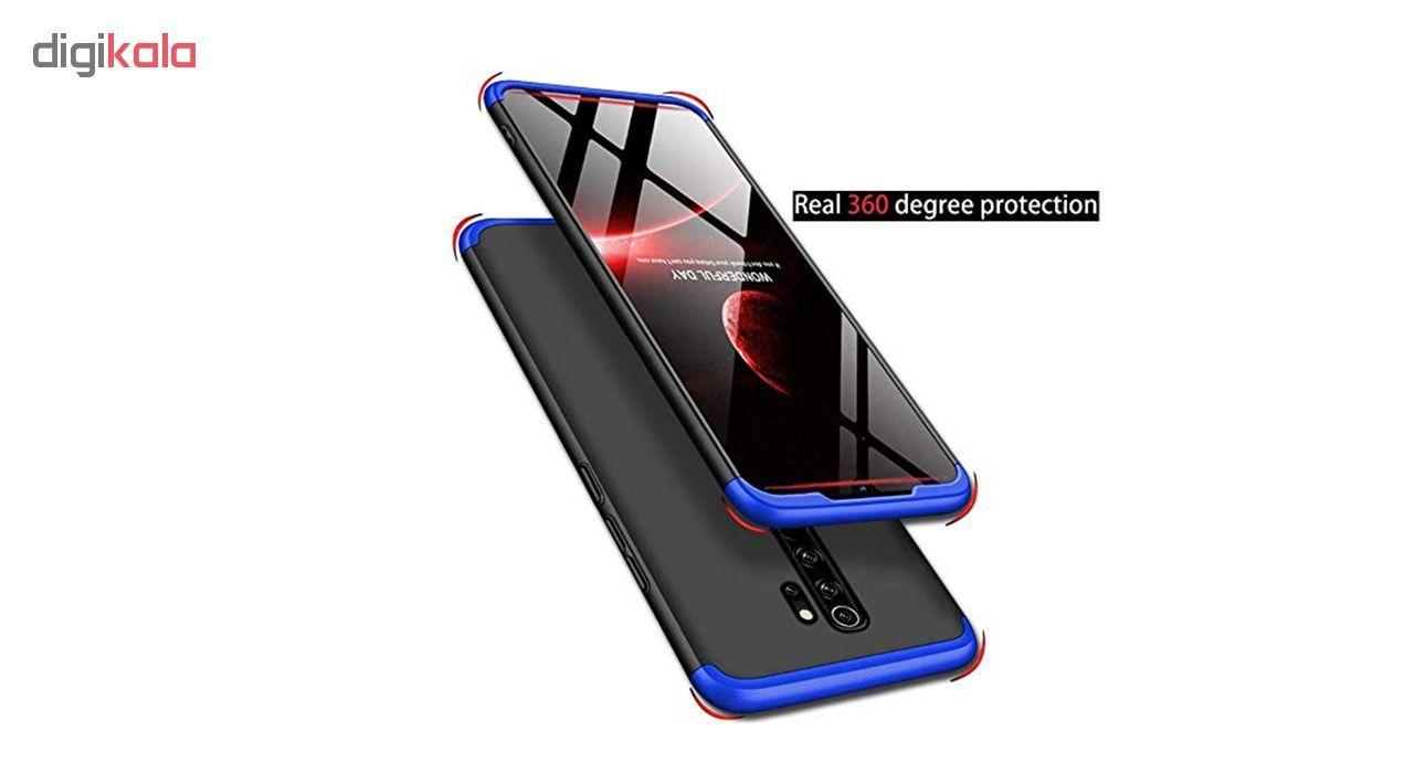 کاور 360 درجه مدل GK مناسب برای گوشی موبایل شیائومی Redmi Note 8 Pro         main 1 5