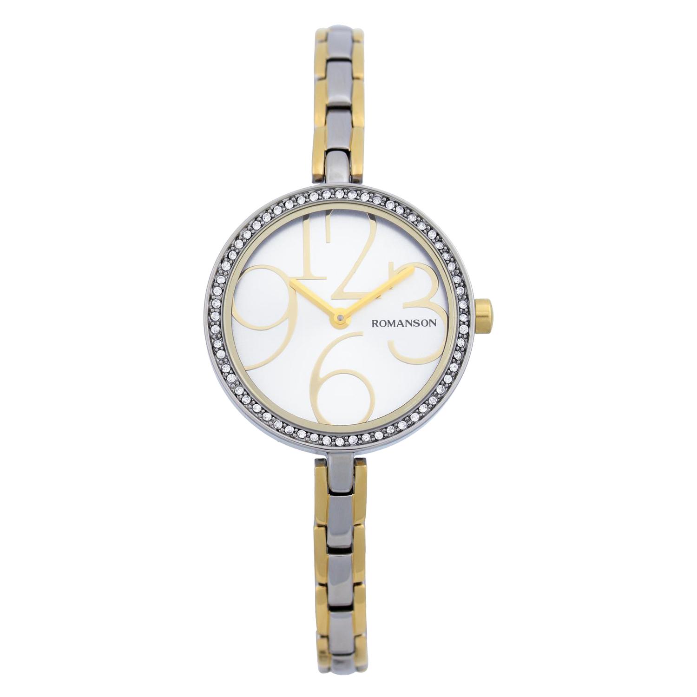 ساعت مچی عقربه ای زنانه رومانسون مدل RM7283TL1CAS1G