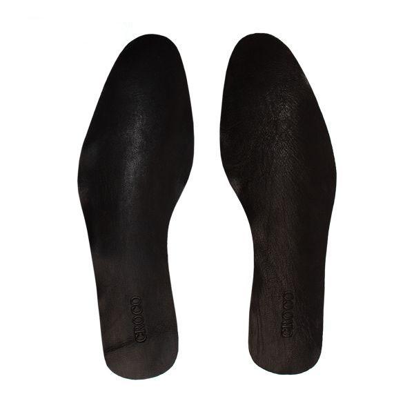 کفی کفش چرم کروکو کد 18004804