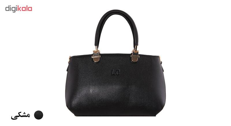 کیف دستی زنانه شهر چرم کد 1111111