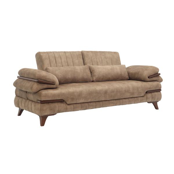 مبل تخت خواب شو یک نفره آرا سوفا مدل ven11