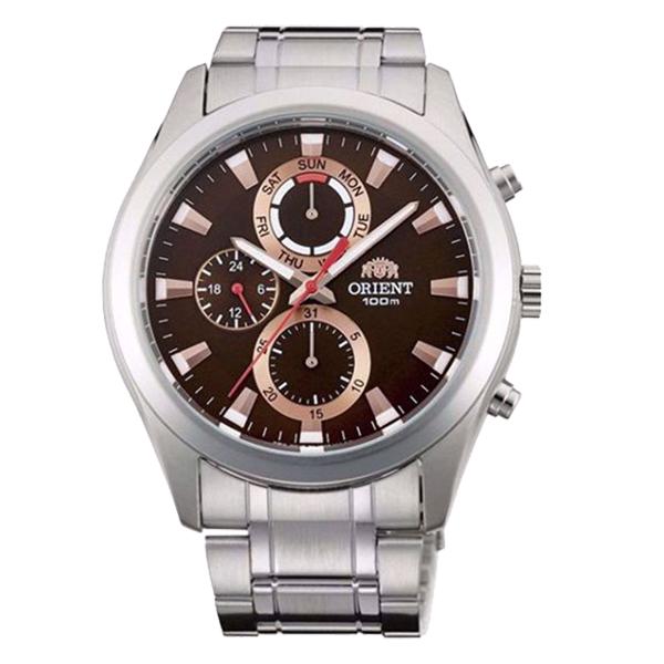 کد تخفیف                                      ساعت مچی عقربه ای مردانه اورینت مدل SUY07002T0B