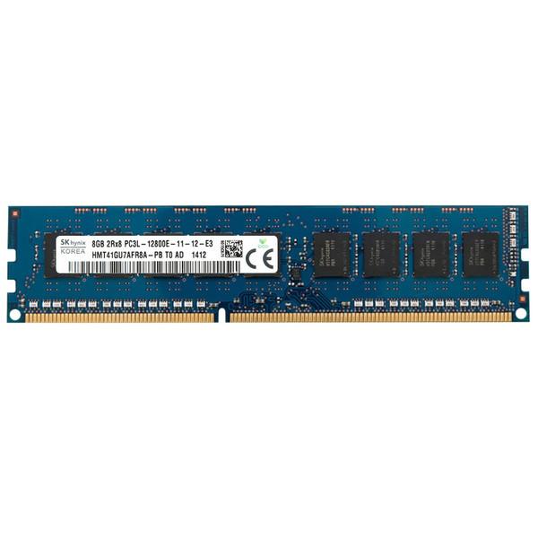 رم سرور DDR3 تک کاناله 1600 مگاهرتز CL11 اس کی هاینیکس مدل HMT41GU7AFR8A-PB T0 AD ظرفیت 8 گیگابایت